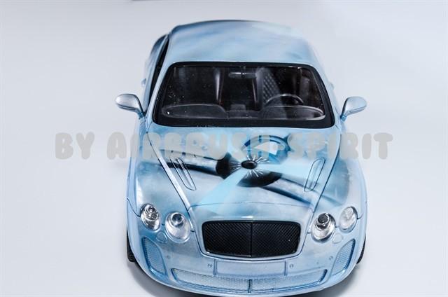 Bentley - 06/2014 - Modell