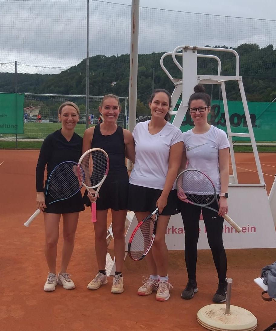 Ebel Diana, Willmann Desiree, Müller Katharina (CM), Tröndle Julia (CM)