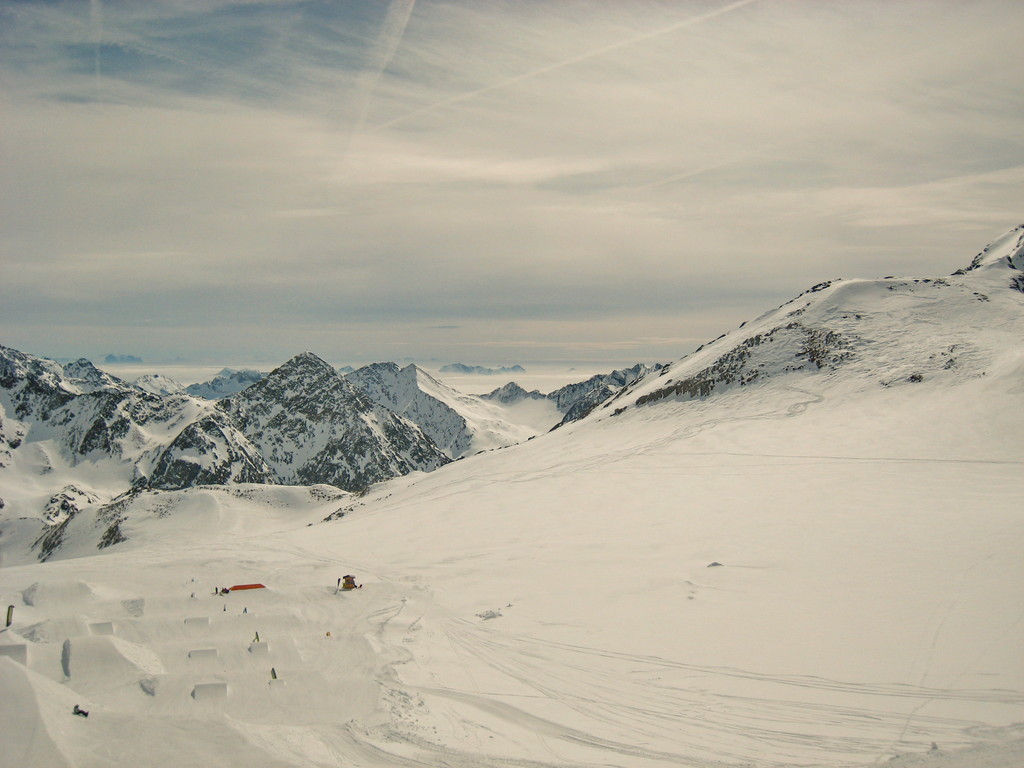 Snowpark Jochdohle (3150 m)