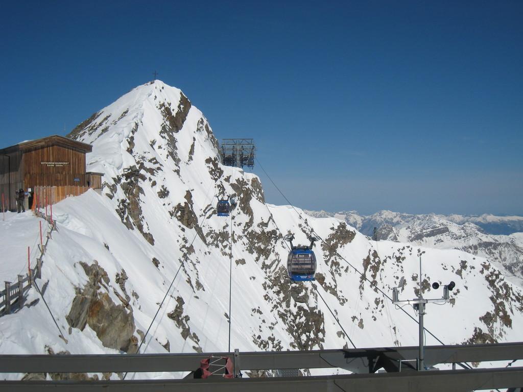 Gefrorene Wand (3250m)