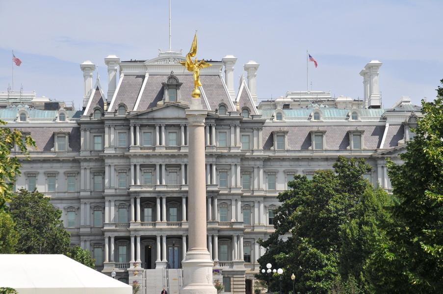 Gebäude des VizepräsidentenOld