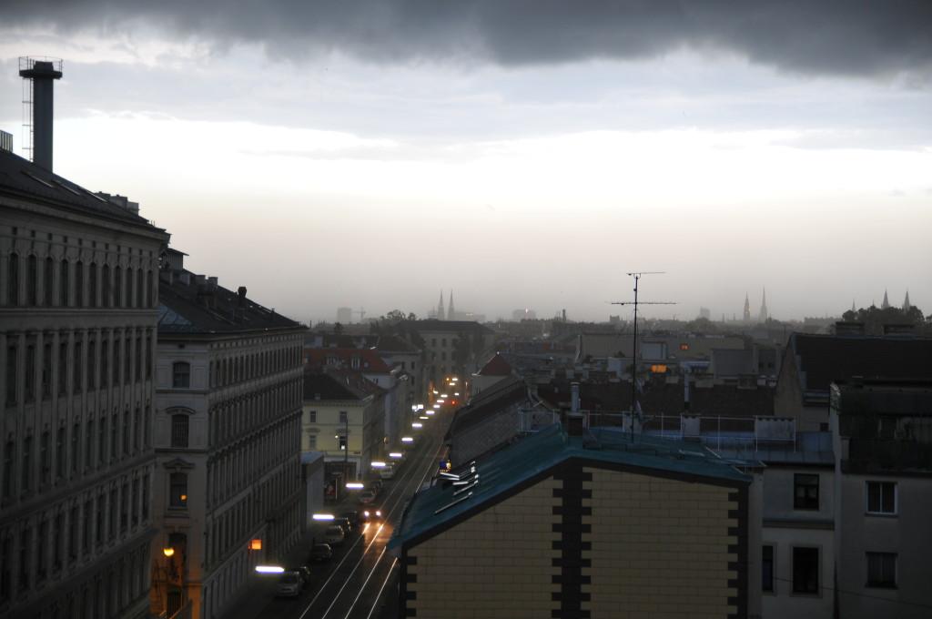 Kein Regen, STAUB ! ! ! !