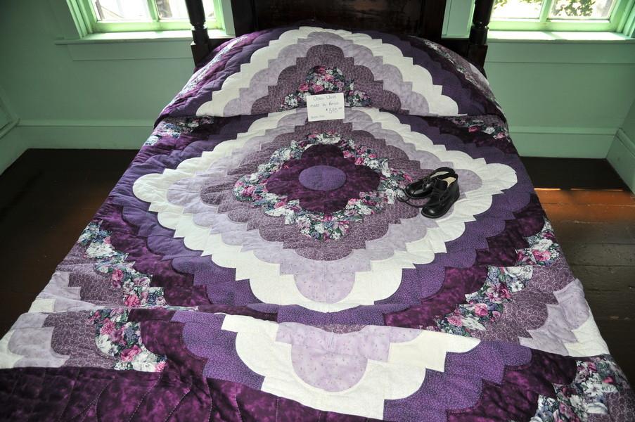 Patchwork Decken, sehr schön aber unbezahlbart