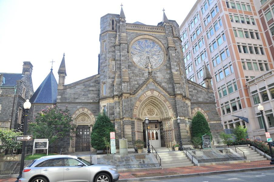 Älteste Christliche Kirche der Stadt