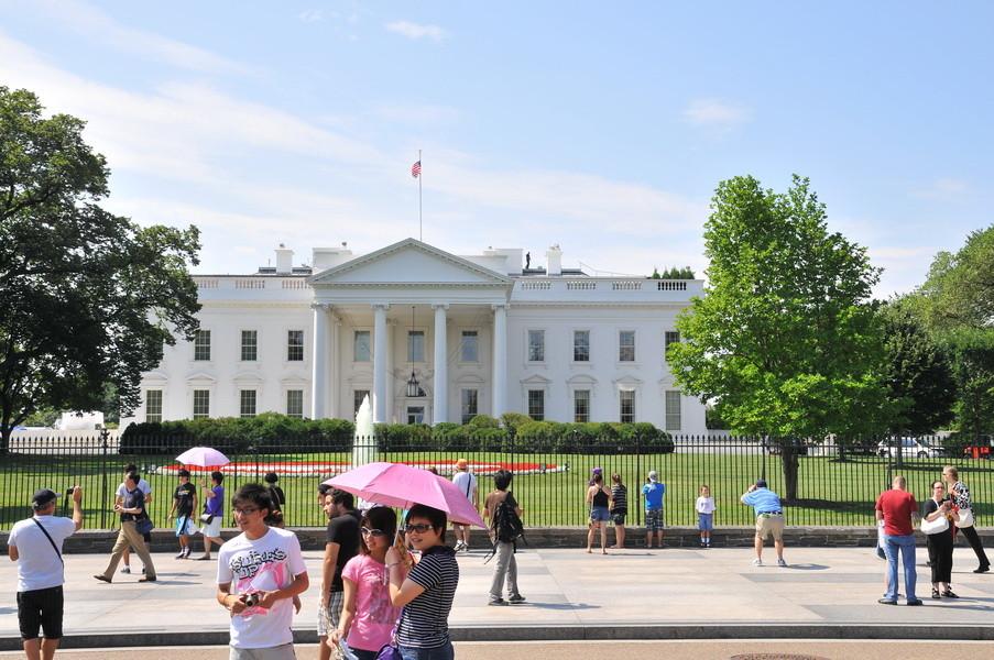 Hier wohnt die Familie Obama