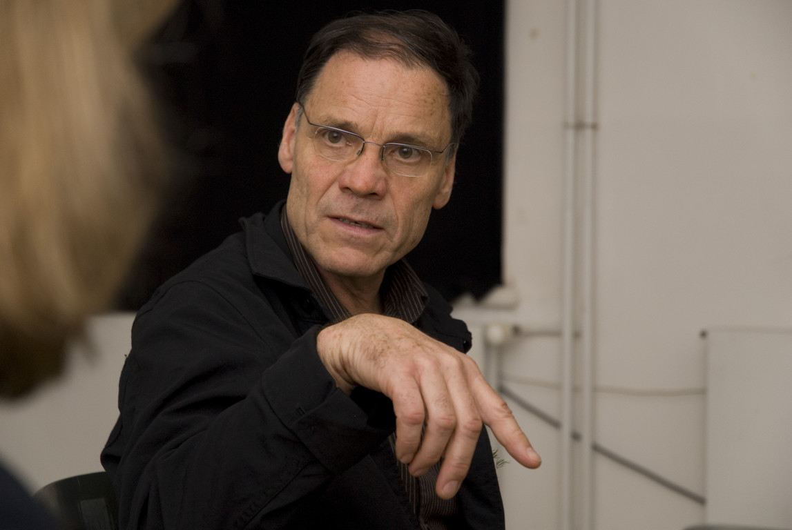 Rainer Komers im Gespräch, 2008