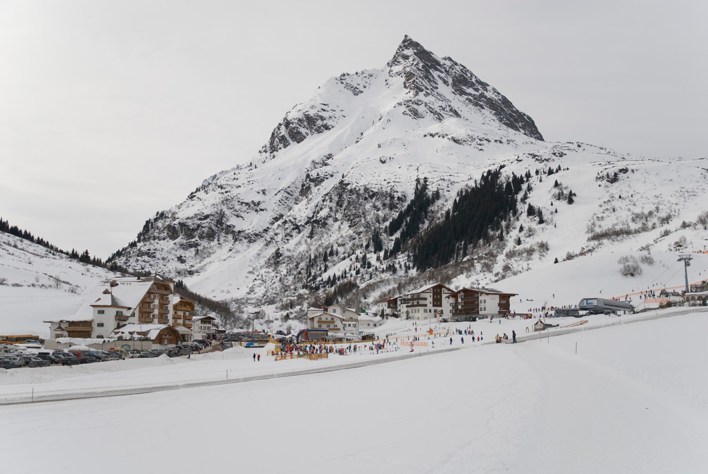 Galtür - Skigebiet