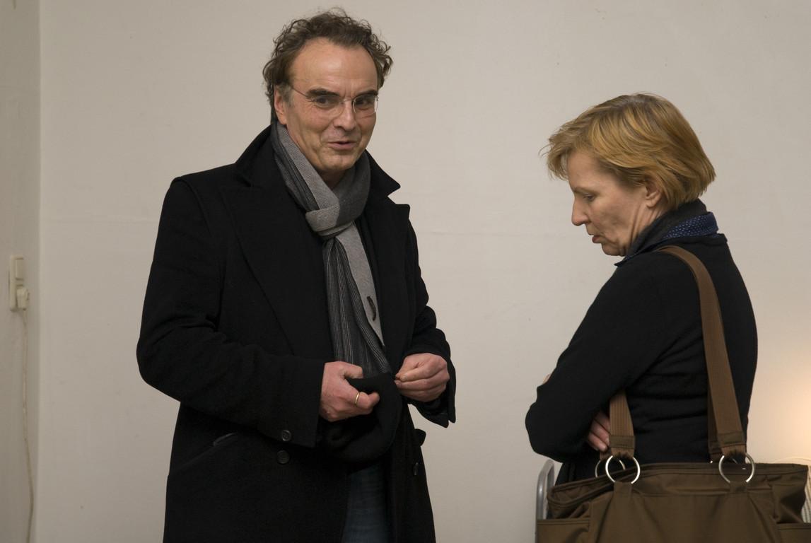 Peter Friese im Gespräch mit Eva Schmidt