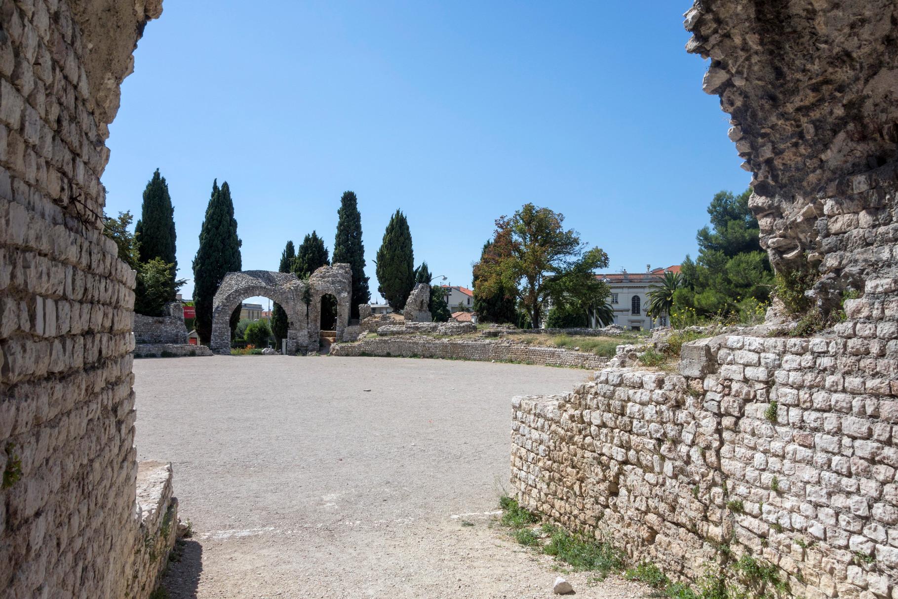 Arena von Cimiez (1. Jh.)