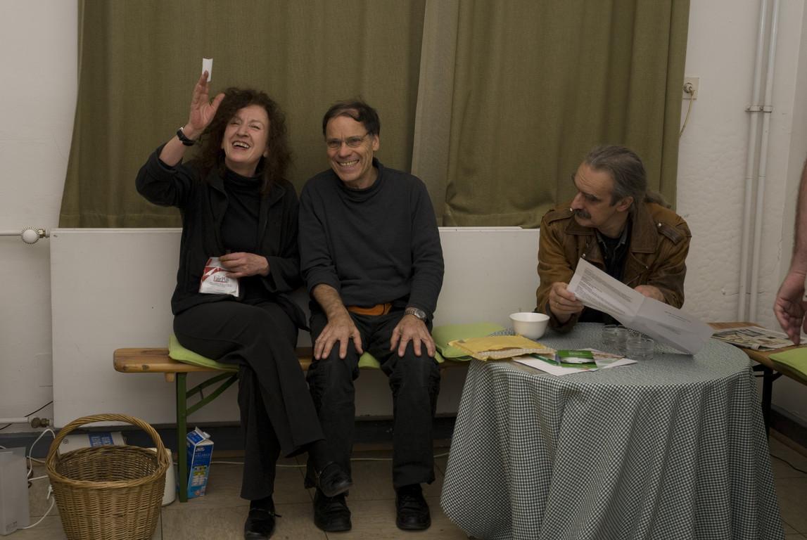 Doris Schöttler-Boll, Rainer Komers und Paul Hofmann 2008