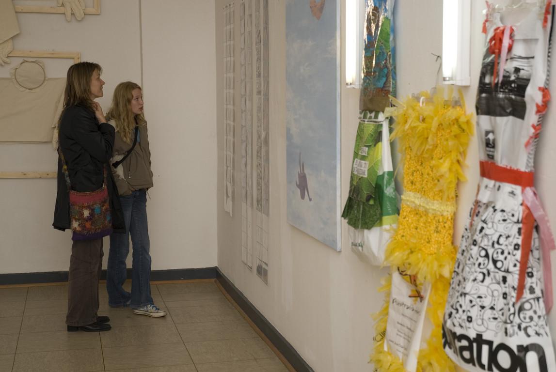 Ausstellungsraum Lore Klar / Edelgard Stryzewski-Dullien, 2007
