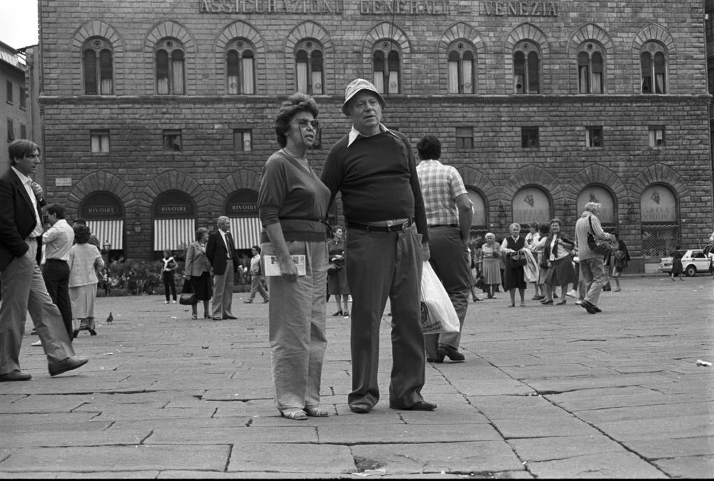 Florenz, Touristen