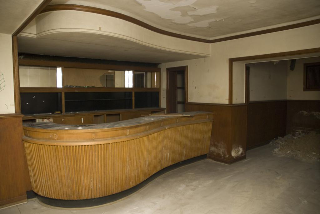 Bar, August 2007