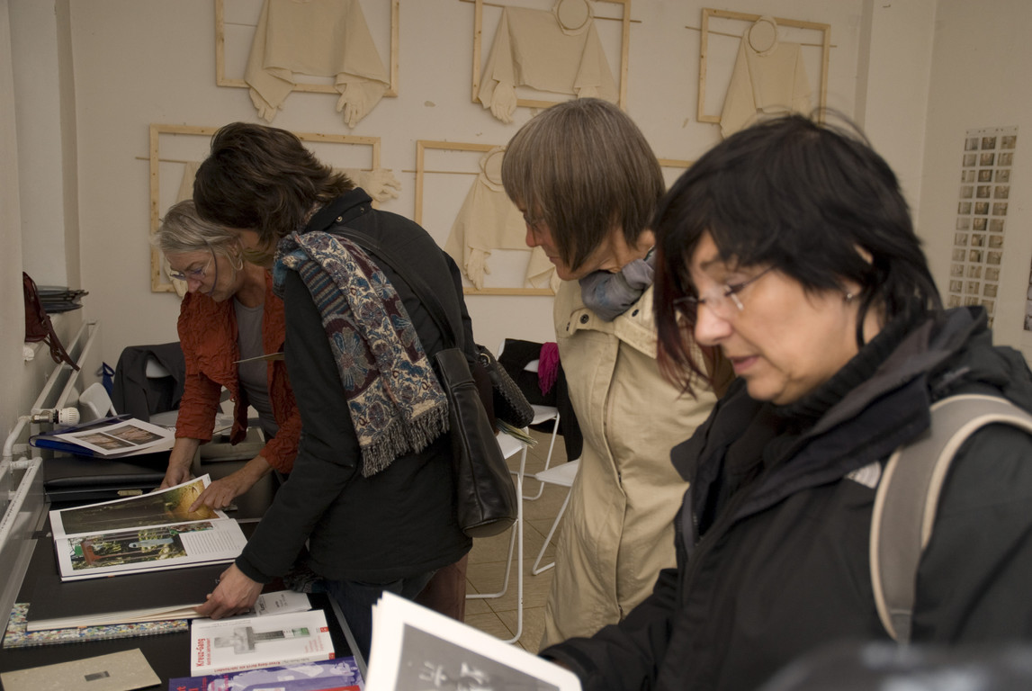 Ausstellungsraum Edelgard Stryzewski-Dullien / Lore Klar 2007