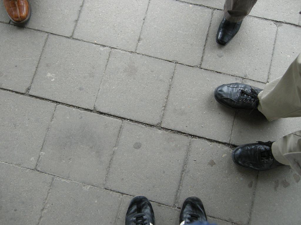 Treffen der Bahnfahrer am Hauptbahnhof Essen