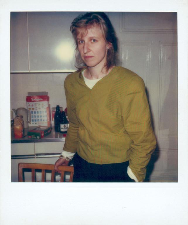 Sonja, Künstlerin, 1986