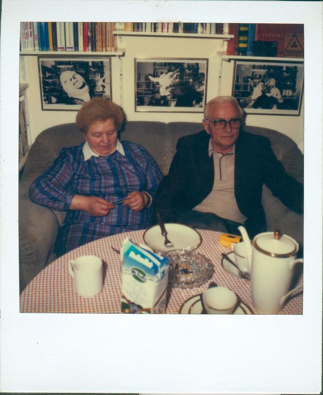 Meine Eltern, 1989
