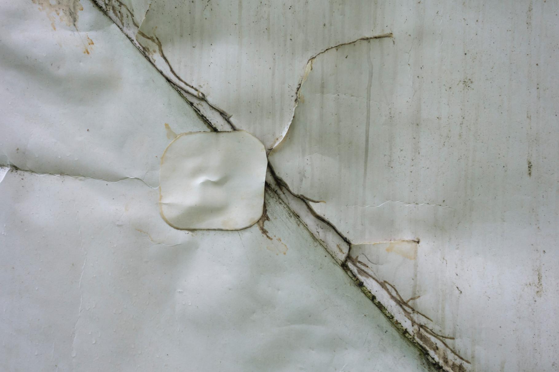 Beschädigungen und Reparaturen
