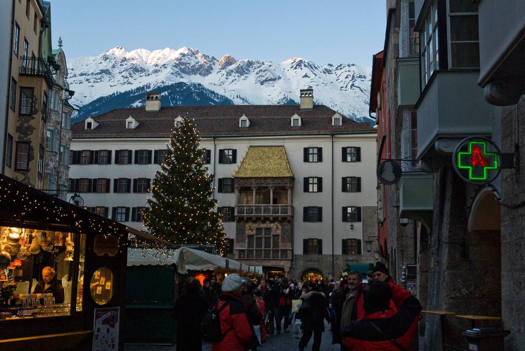 Innsbruck - Alstadt
