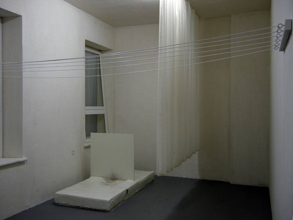 Gregor Schneider END - Installation