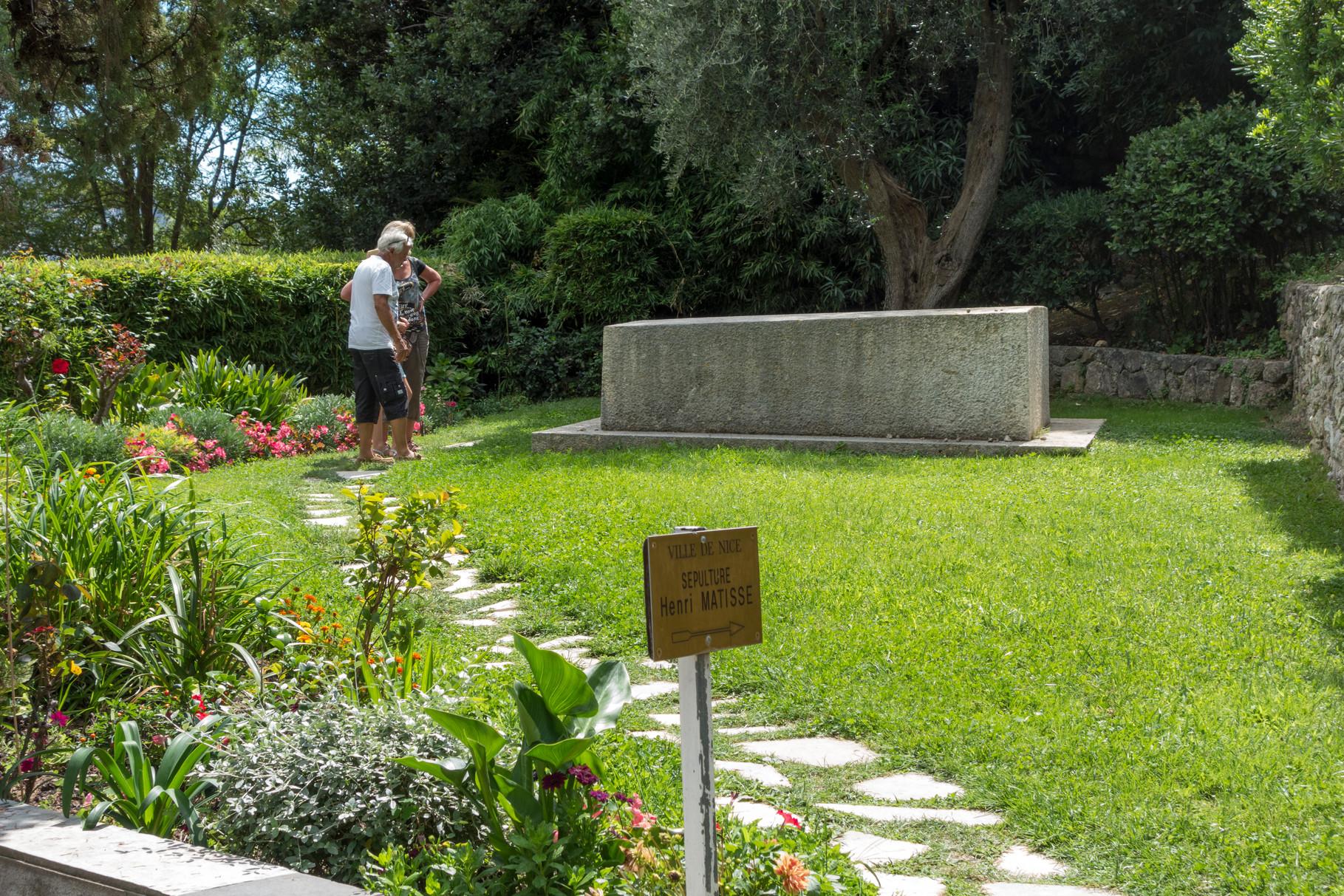 Grab von Henri Matisse