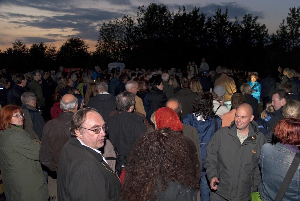 """Eröffnung  des """"Singenden Berges"""" am 18.9.2010"""