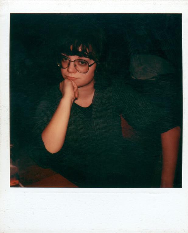 Andrea, Studentin, 1980