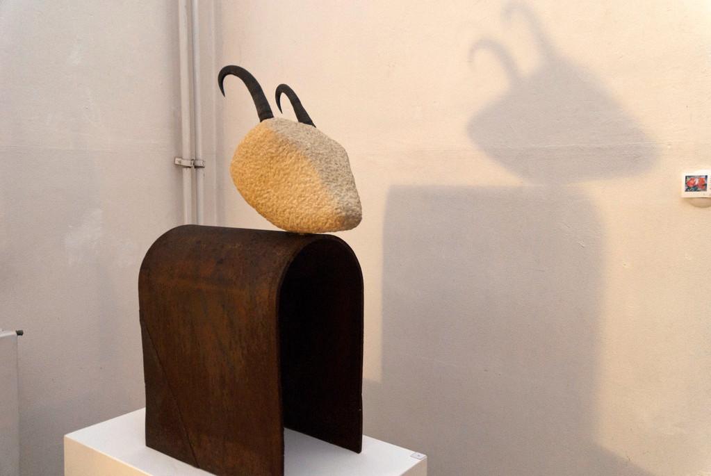 Kux-Skulptur: Beate Gärtner