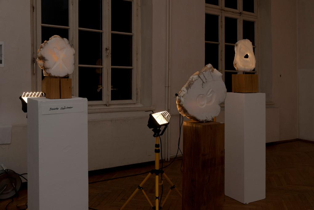 Kux-Skulpturen: Beate Gärtner