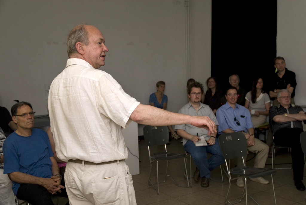 Rolf Dennemann stellt artscenico vor