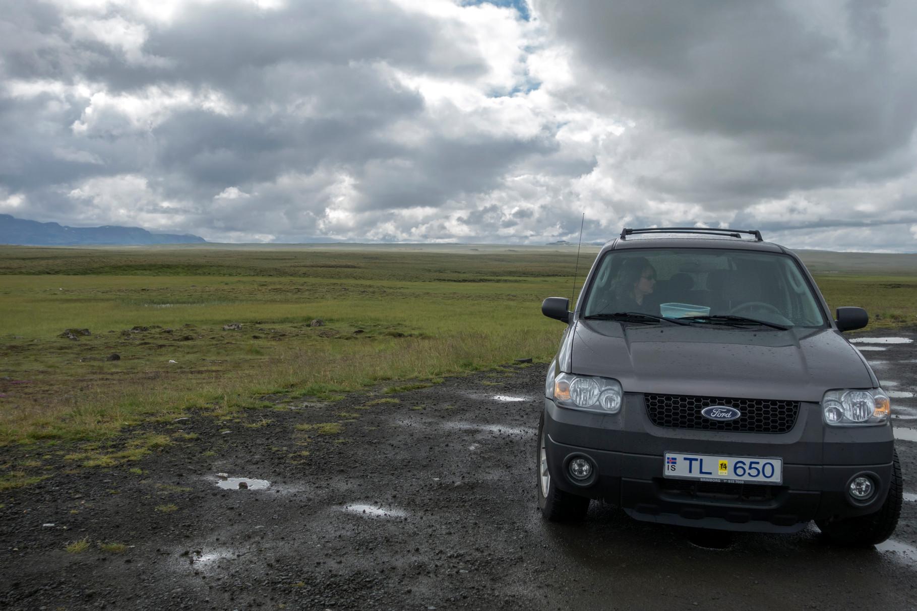 Fahrt zum Þingvellir-Nationalpark