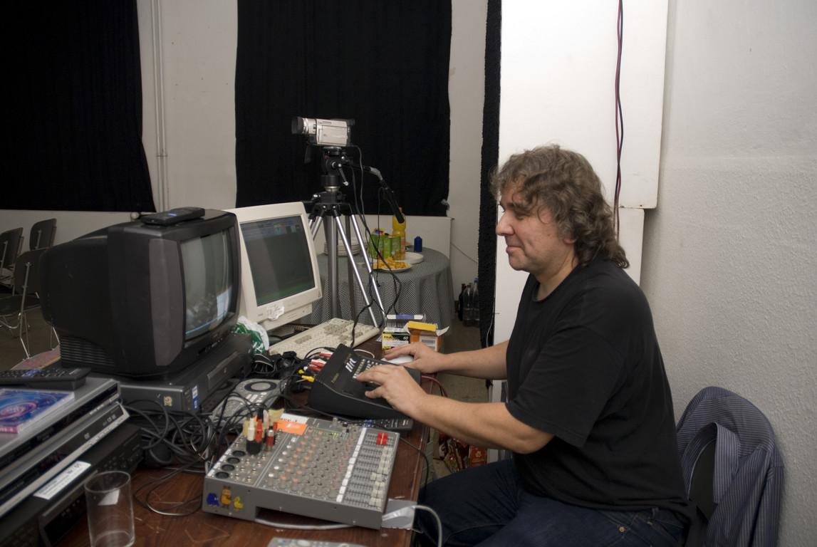 Videotechnik für Kunstspur und Kunstspurt 2007