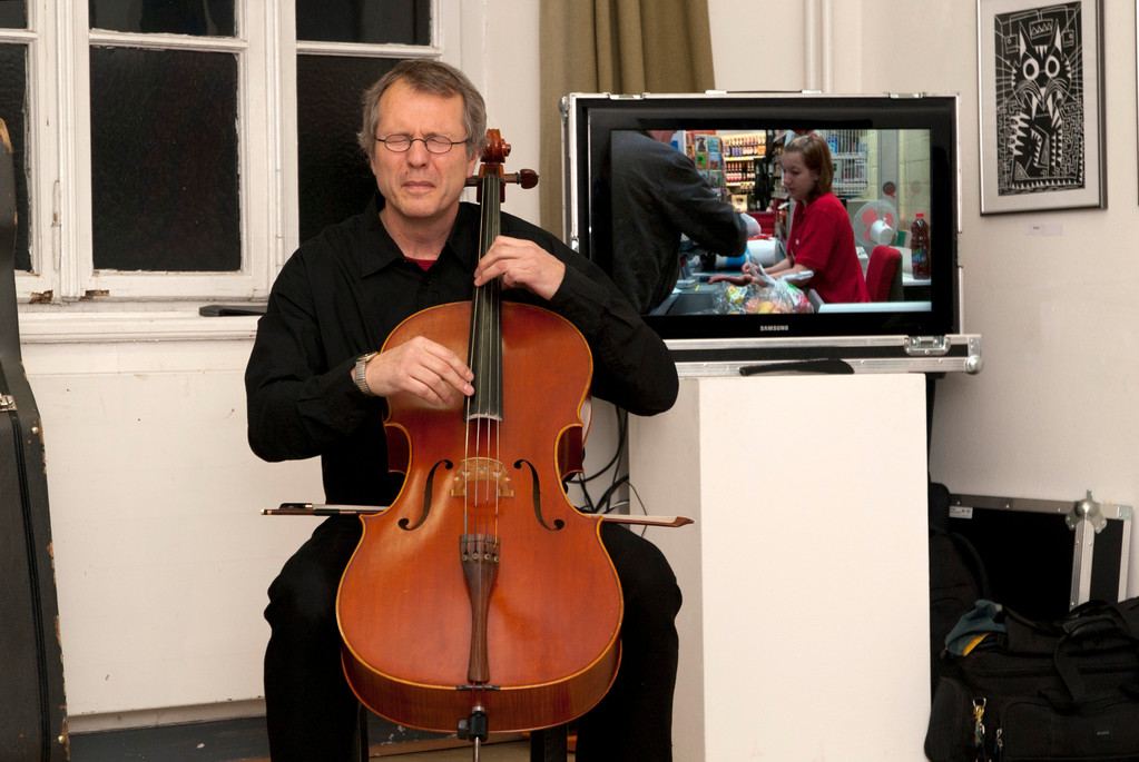 Ludger Schmidt, Finissage 26.11.2010