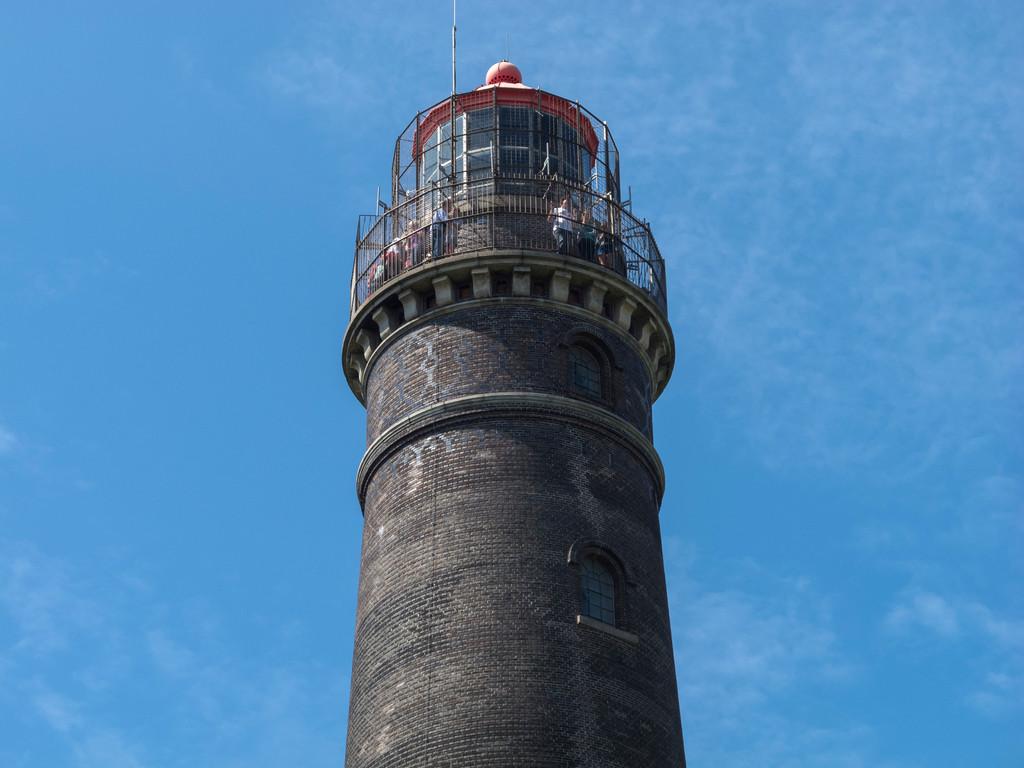 """Der """"Neue Leuchtturm"""" von 1879"""
