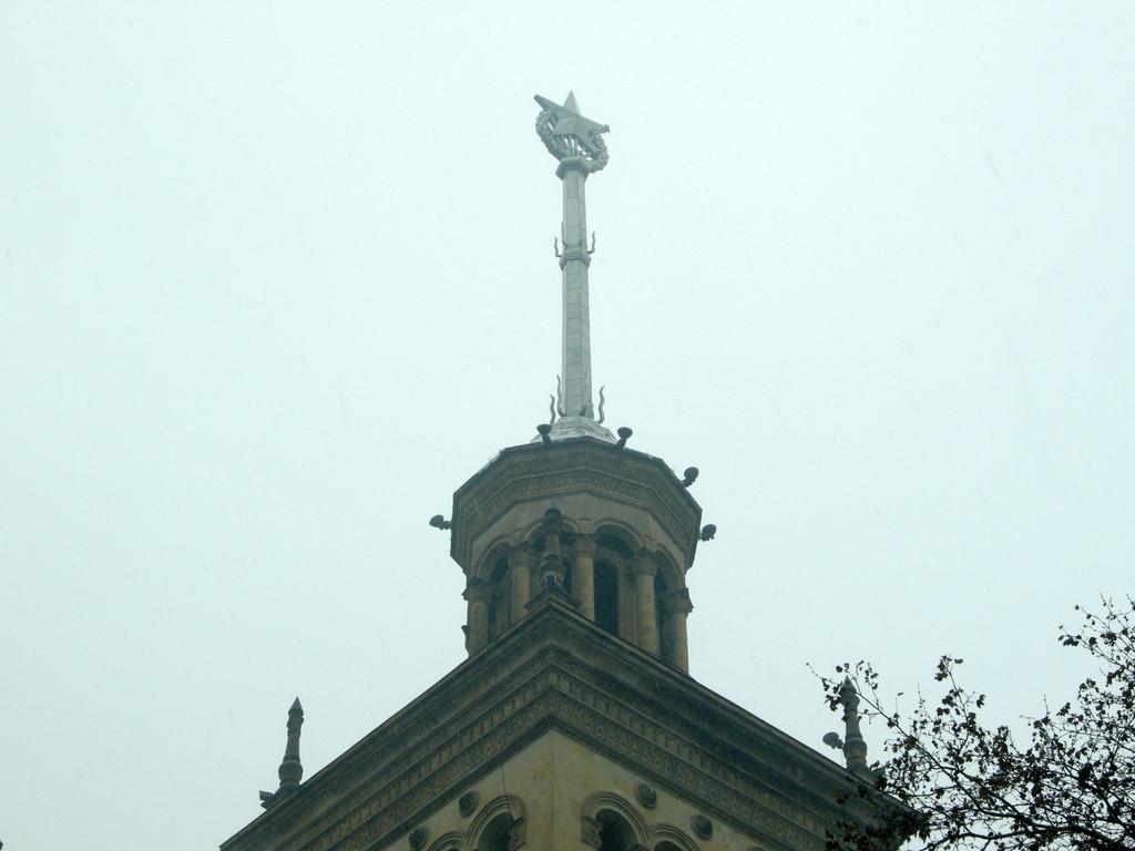 Turmspitze  Akademie der Wissenschaften