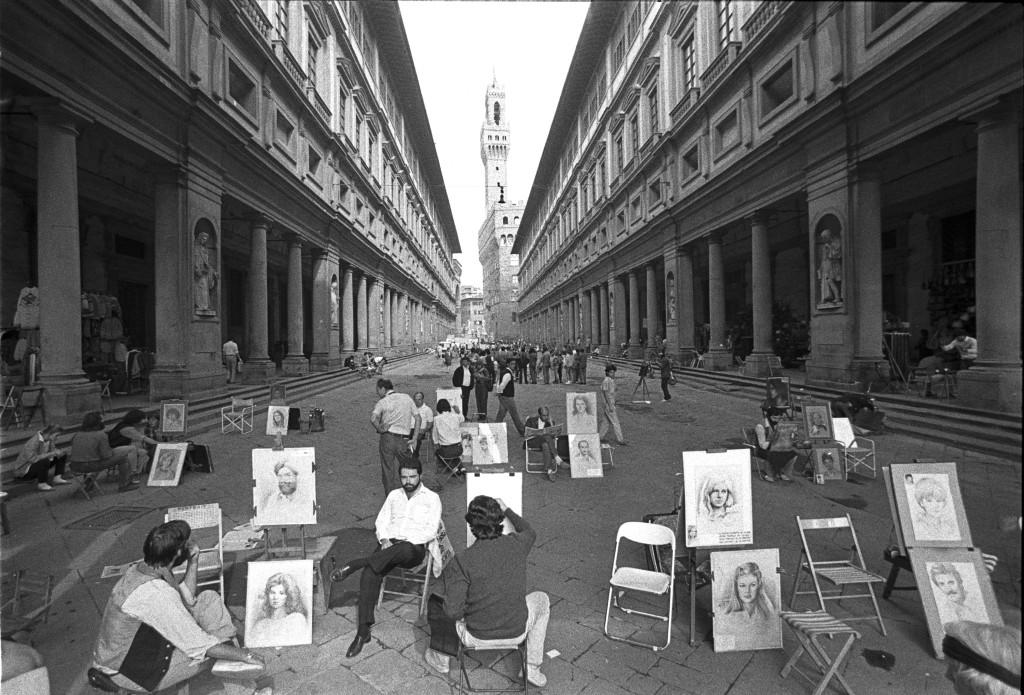 Florenz, Uffizien