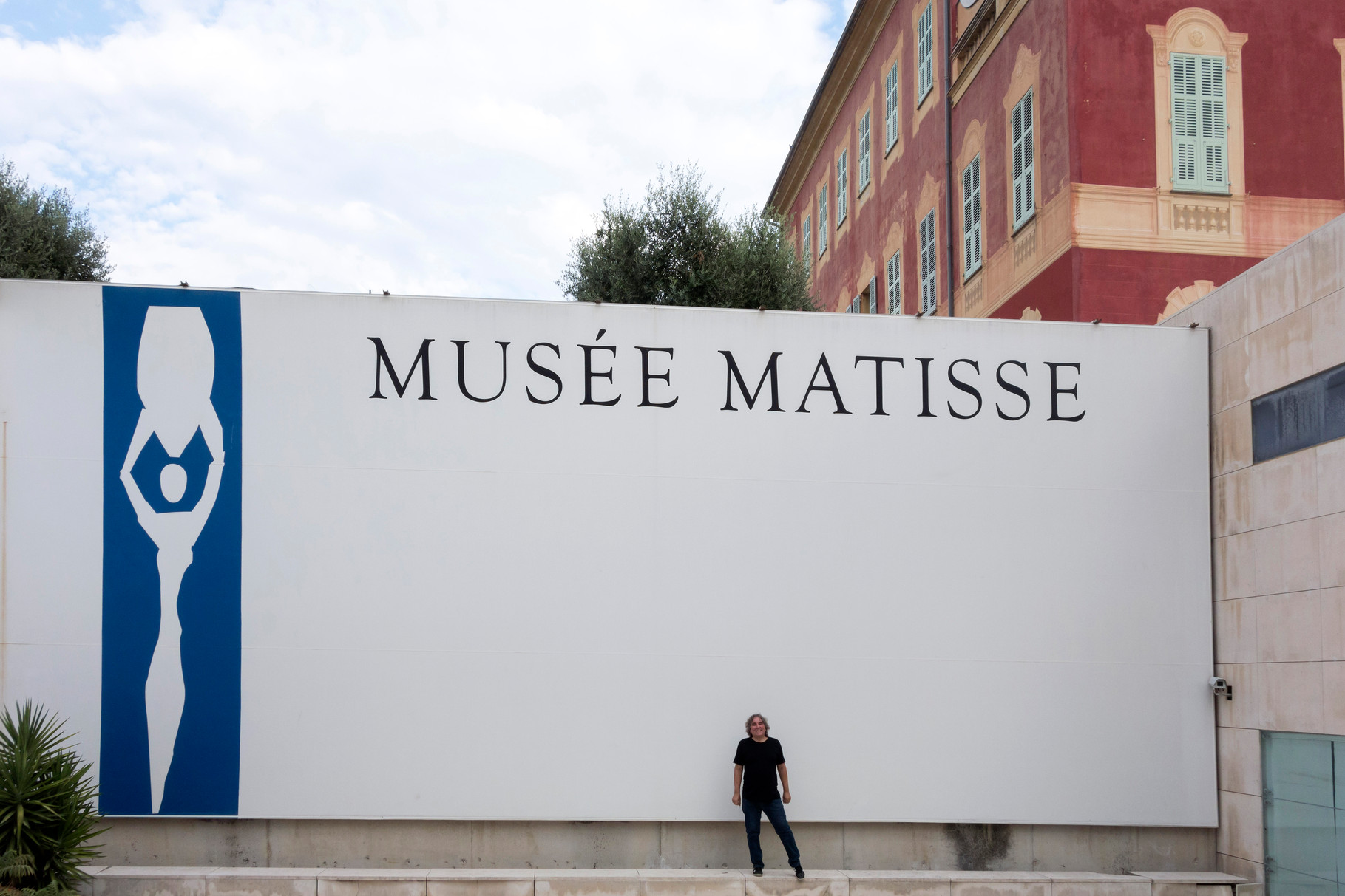 am Musée Matisse