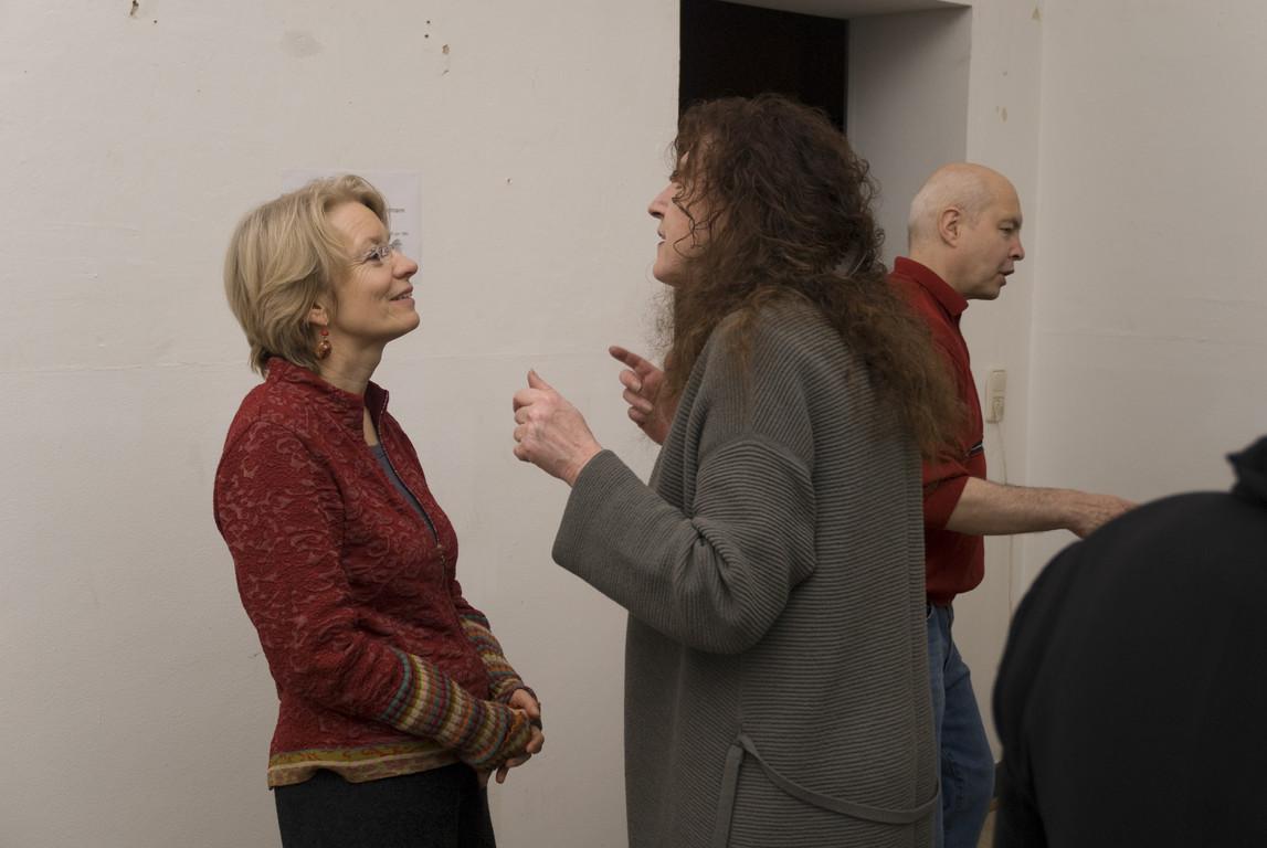 Doris Schöttler-Boll und Sabine Kippenberger-Steil