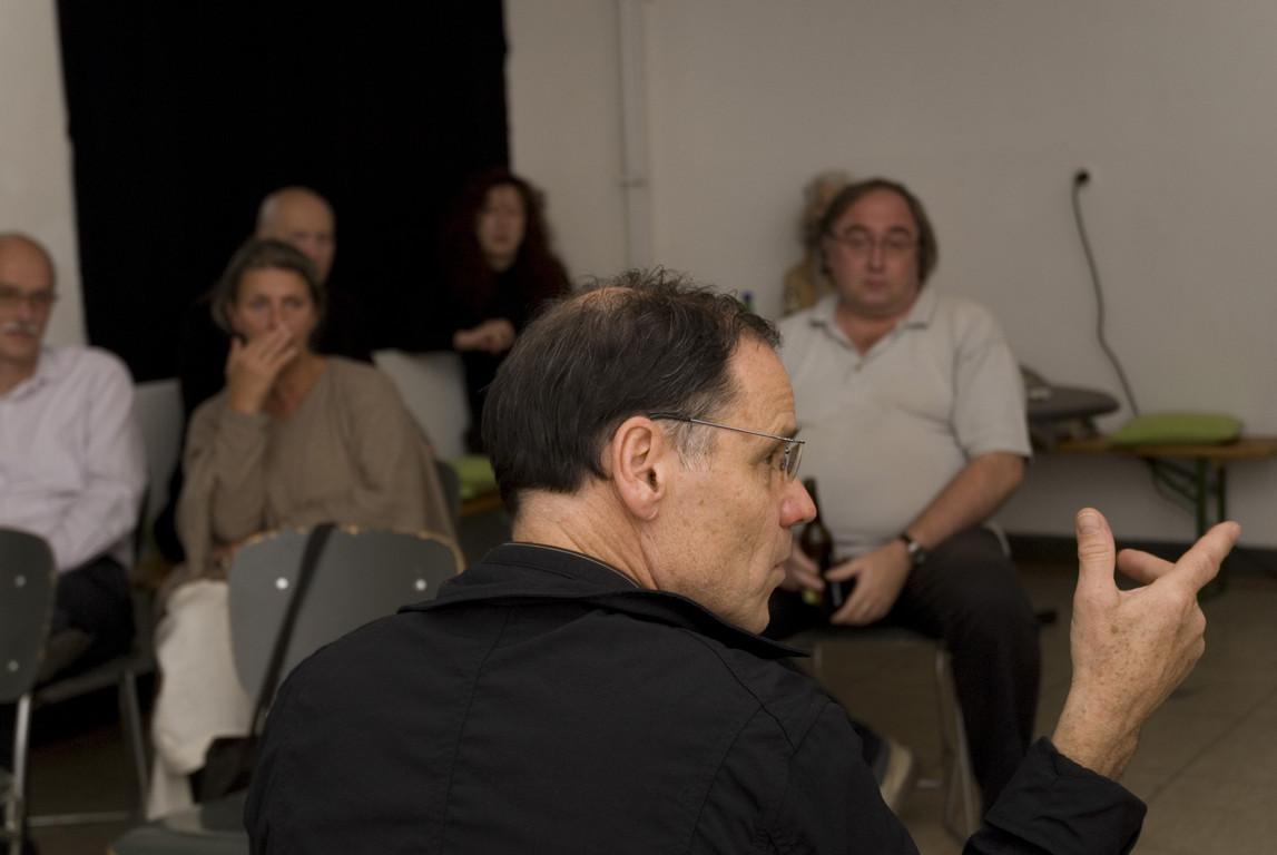 """Rainer Komers Film """"Kobe"""". Vortrag und Filmvorführung 2007"""