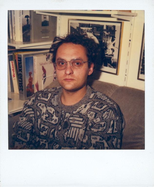 Reinhard, Fotograf, 1989