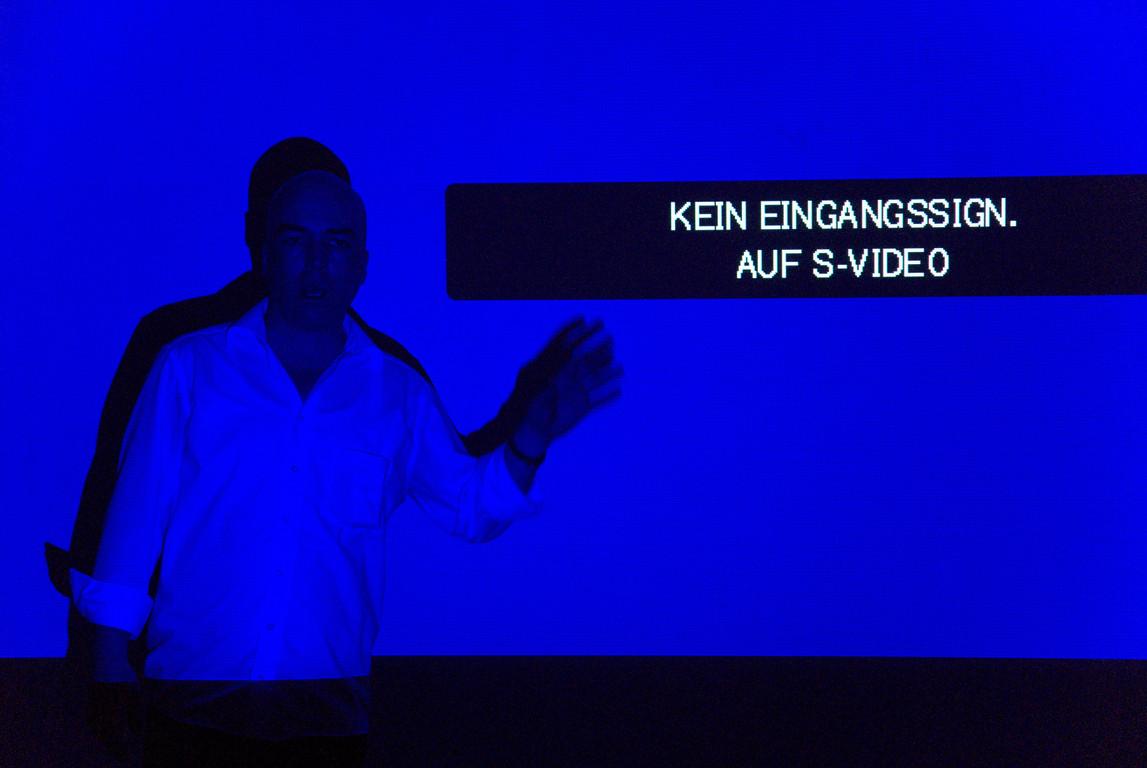 """Film-Vortrag Matthias Müller: """"Ein diebisches Vergnügen"""", 2008"""
