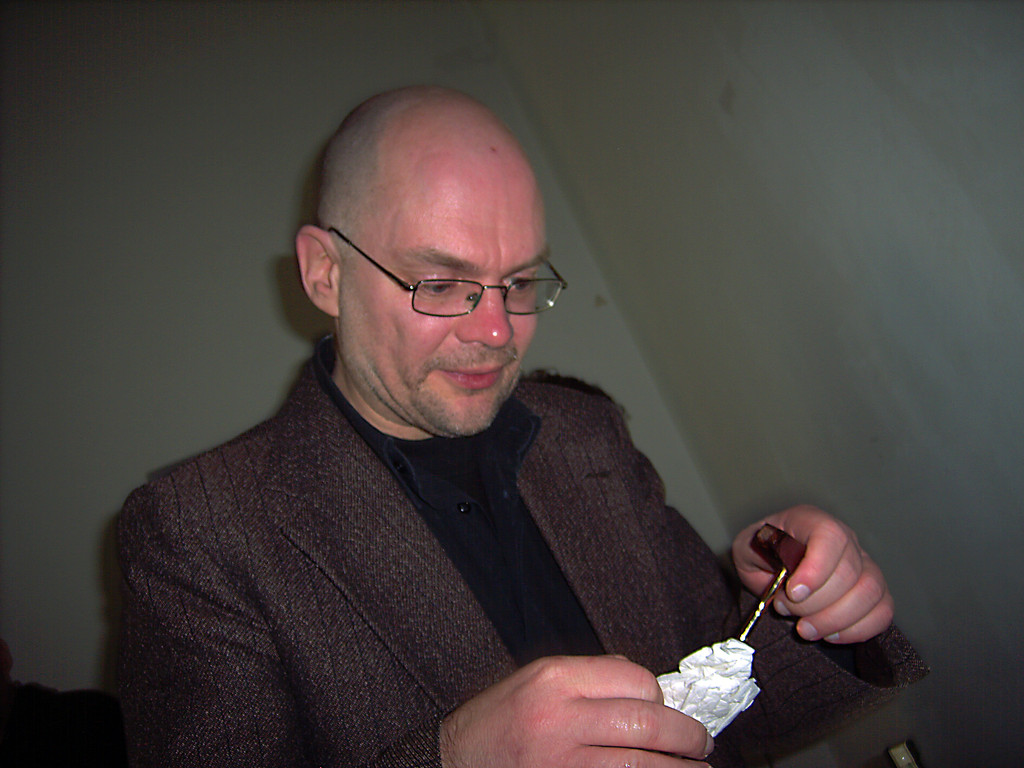 Michael Girke, Vortrag zum Kino von Jean-Marie Straub und Danièle Huillet, 2006