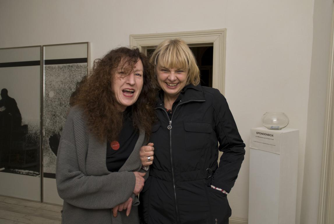 Doris Schöttler-Boll und Leonie Baumann, 2008