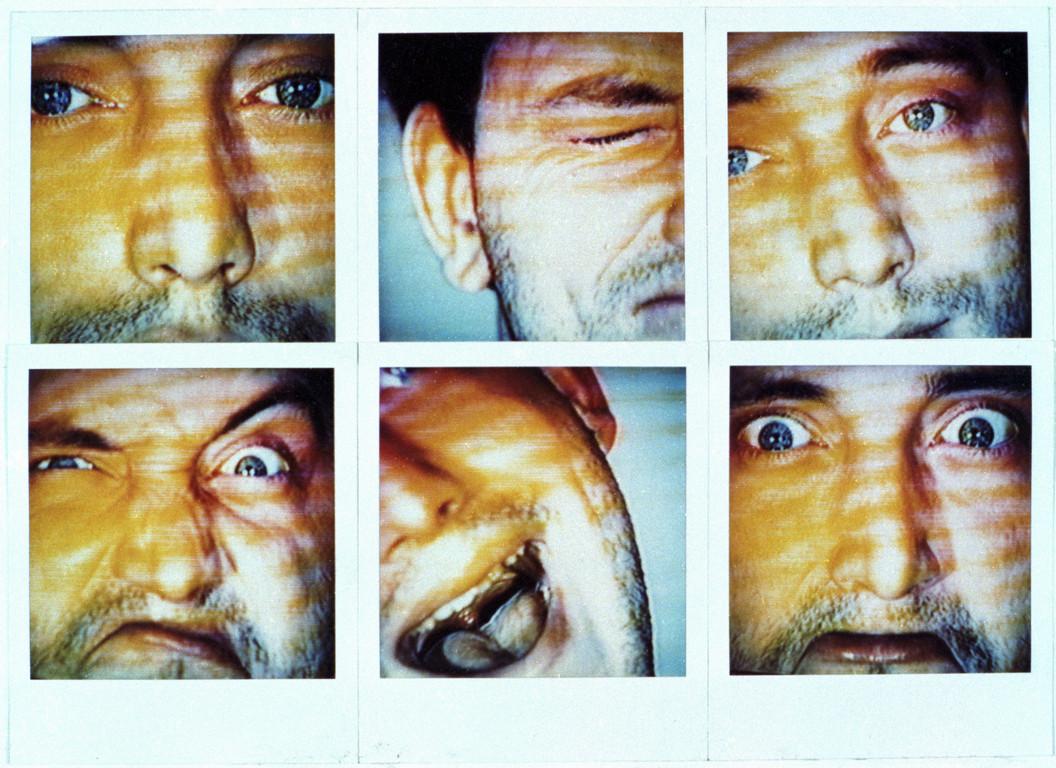 Polaroidtableau Martin, 1987