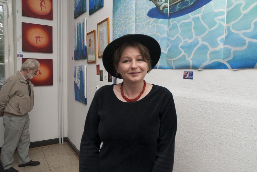 Ellen Gorzellany, Malerei