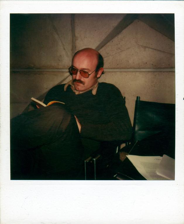 Peter Schmidt, Krimi-Autor, 1980