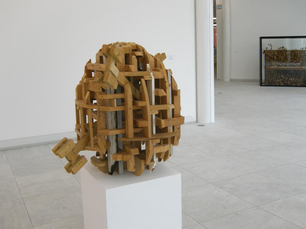Martin Kippenberger, Skelettei, 1996