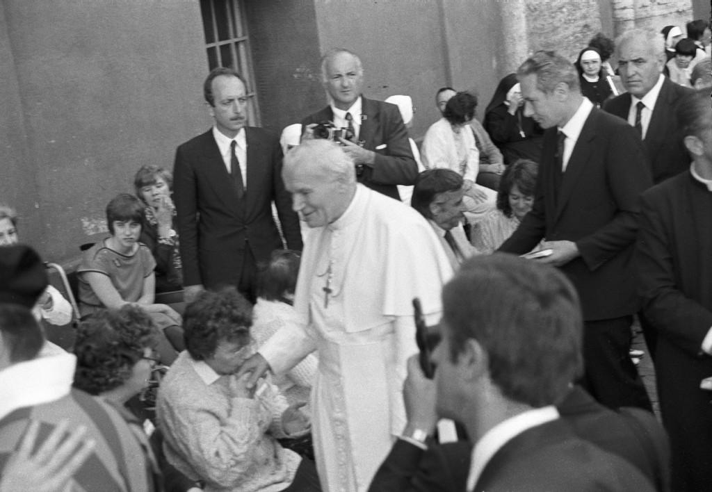 Papst Johannes Paul II, Rom