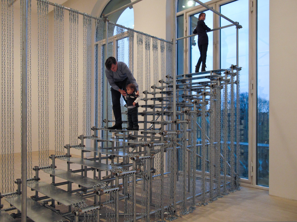Scale of Things (to come), Monica Bonvicini (2010)