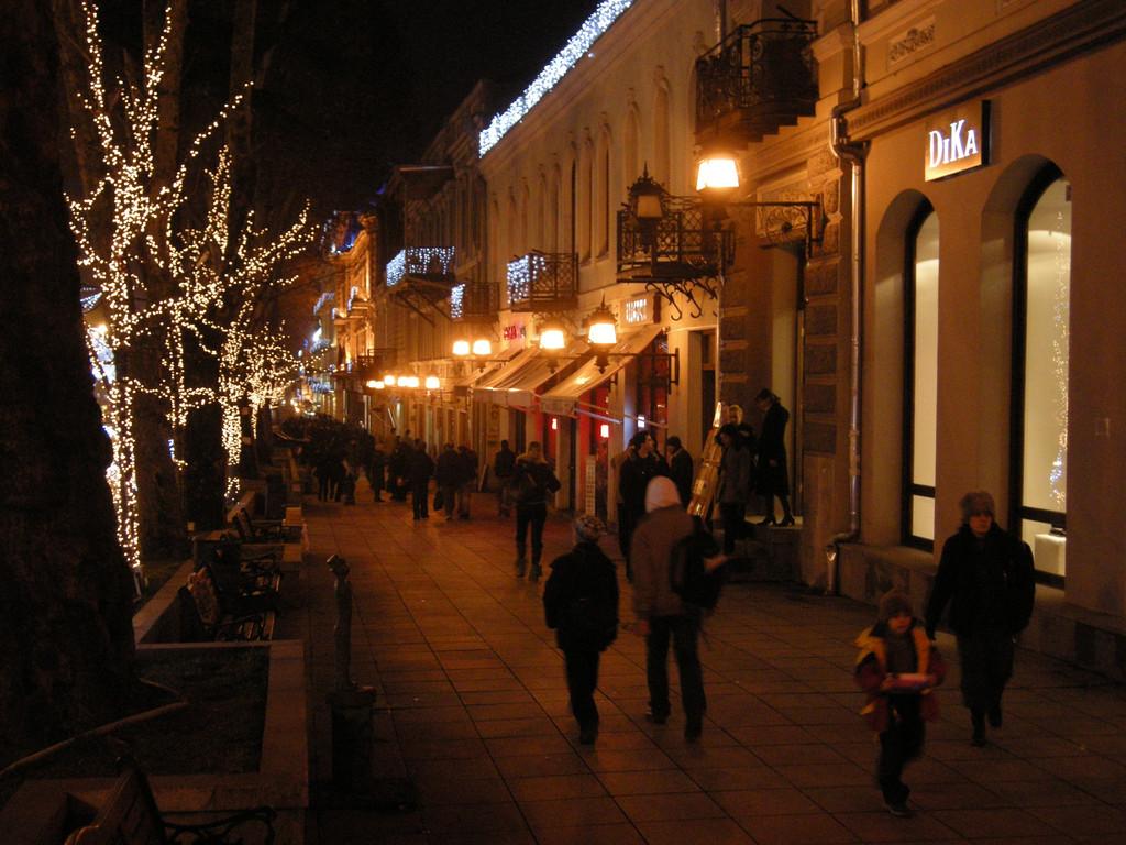 Rustaveli Boulevard